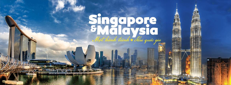 Khám phá tour SINGAPORE – MALAYSIA 4N3D đầy sôi động chỉ 2.125K/ ngày