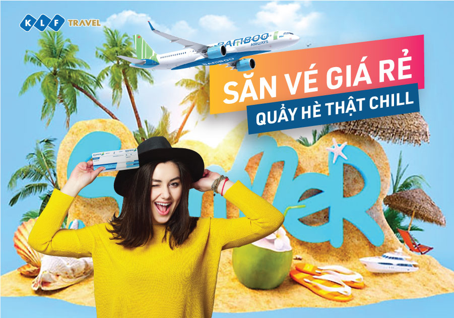Sale 2 Combo khứ hồi Hà Nội - Quy Nhơn bay Bambo Airways chỉ 2995K