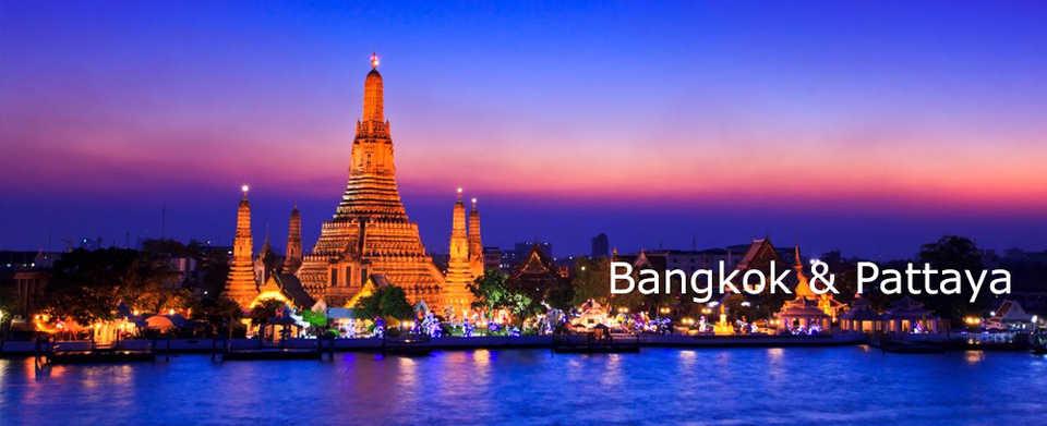 Khám phá Thái Lan đầy sắc màu với tour BangKok - Pattaya 5N4D chỉ 6.790K