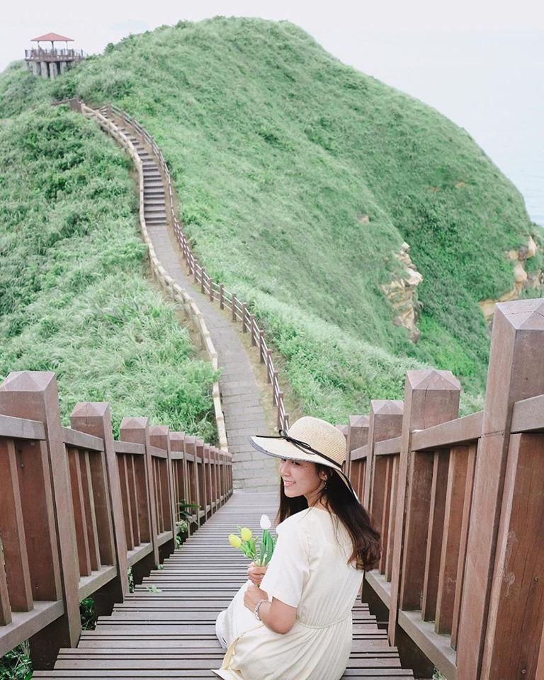 """""""Vạn lý trường thành"""" - Bitou Jiao phiên bản thu nhỏ ngay tại Đài Loan"""