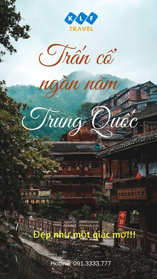 Những Trấn Cổ Trung Quốc nổi tiếng mà bạn nên đến một lần trong đời