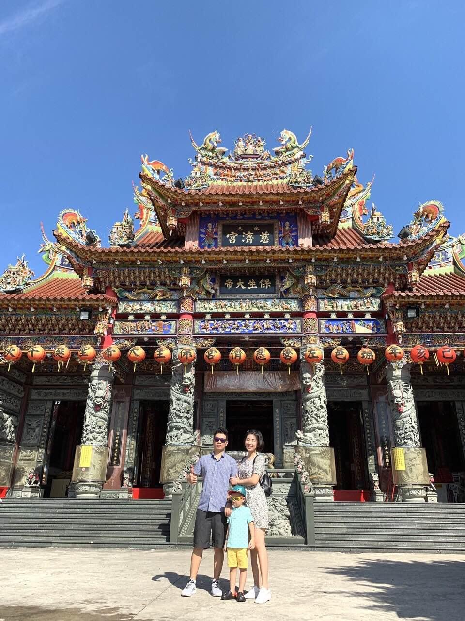 """Feedback về hành trình khám phá """"Trái tim Châu Á"""" - Tour Đài Loan 5N4D"""