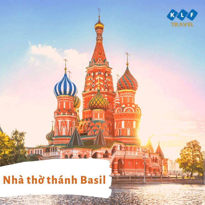 10 địa điểm tuyệt đẹp trong tour du lịch Nga