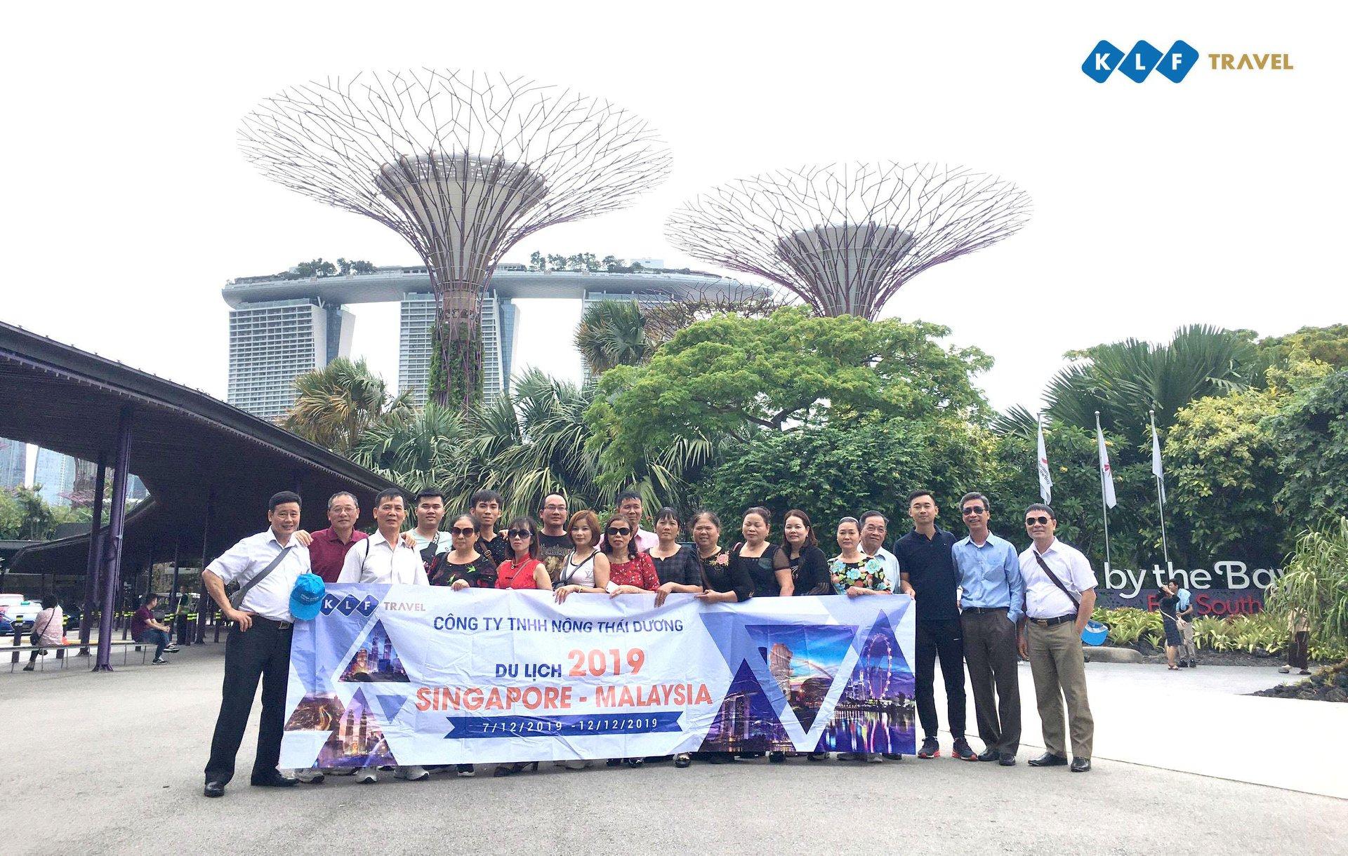 Feedback về TOUR SINGAPORE- MALAYSIA – Một hành trình 2 quốc gia